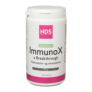 NDS® ImmunoX a Breakthrough