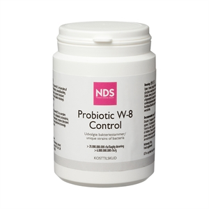NDS® Probiotic W-8 Control®